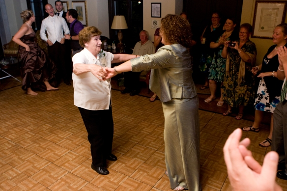 Mum Dancing w Nan